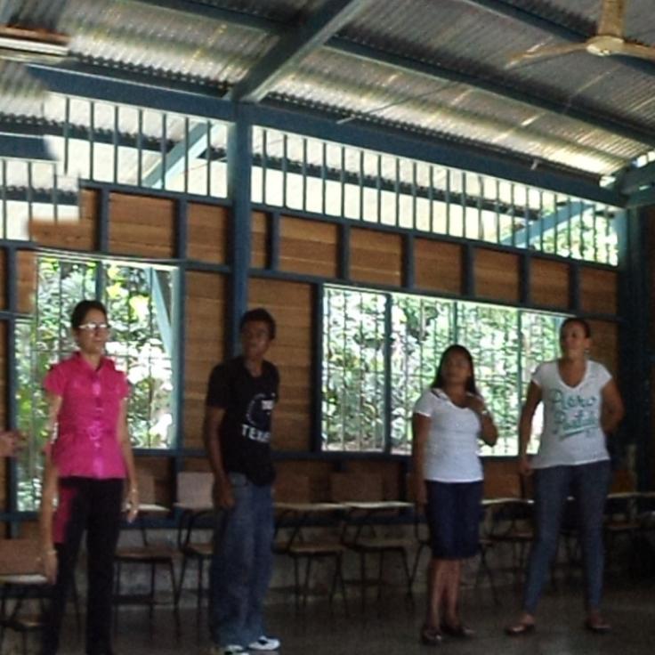 Cuentería indígena, Ceu Talamanca UNED, Limón, Costa Rica